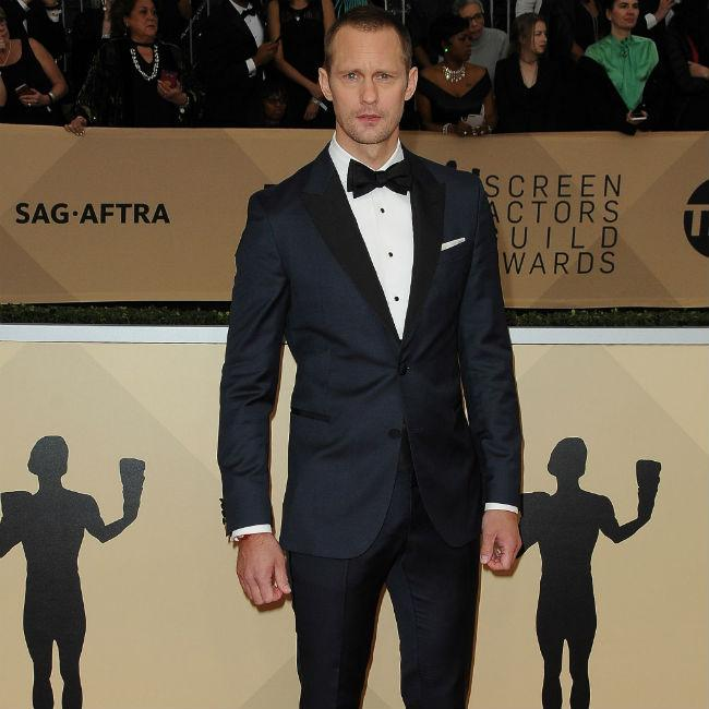 Alexander Skarsgard 'excited' to play sadistic villain