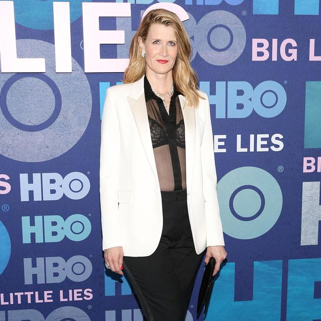 Laura Dern in the dark about Jurassic World role