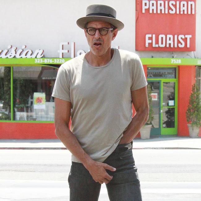 Jeff Goldblum would work with Woody Allen again