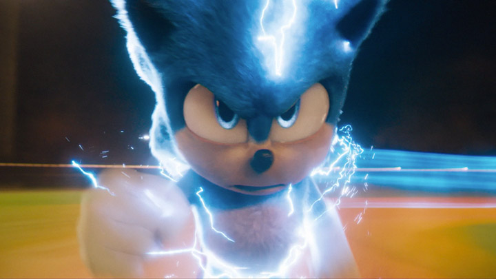 watch Sonic The Hedgehog Trailer #2