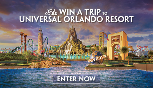 Universal Orlando Resort Contest
