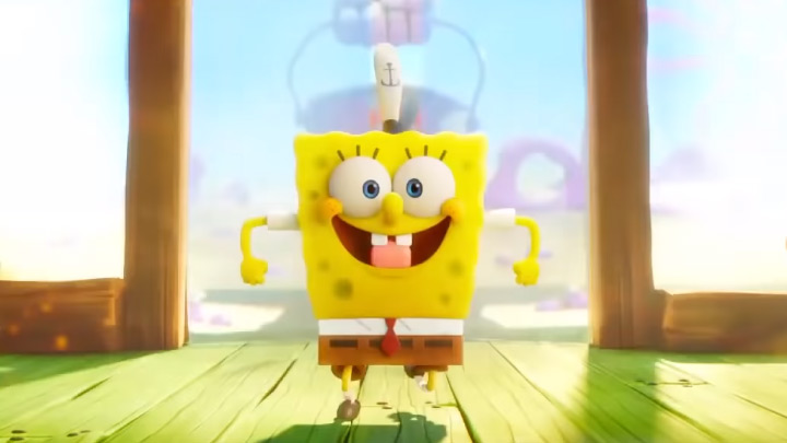 watch The SpongeBob Movie: Sponge on the Run