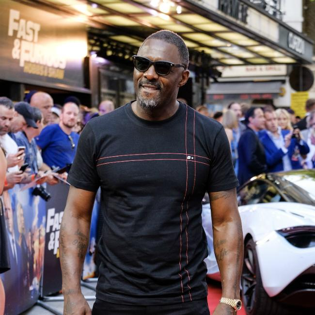 Idris Elba to star in The Harder They Fall