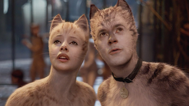 teaser image - Cats Official Trailer #2