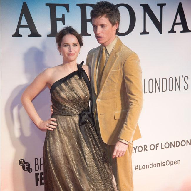Eddie Redmayne and Felicity Jones' instant chemistry