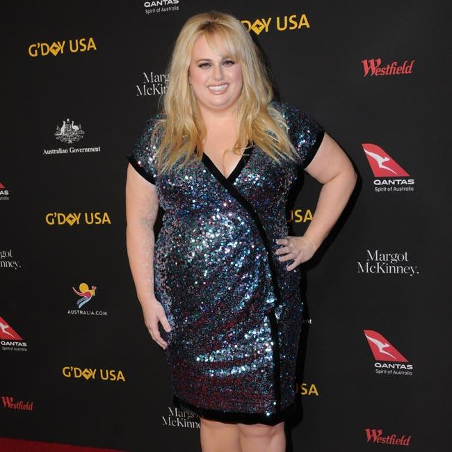 Rebel Wilson admits telling rude jokes on Cats set