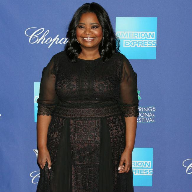Octavia Spencer would pass on perks to help fund movies