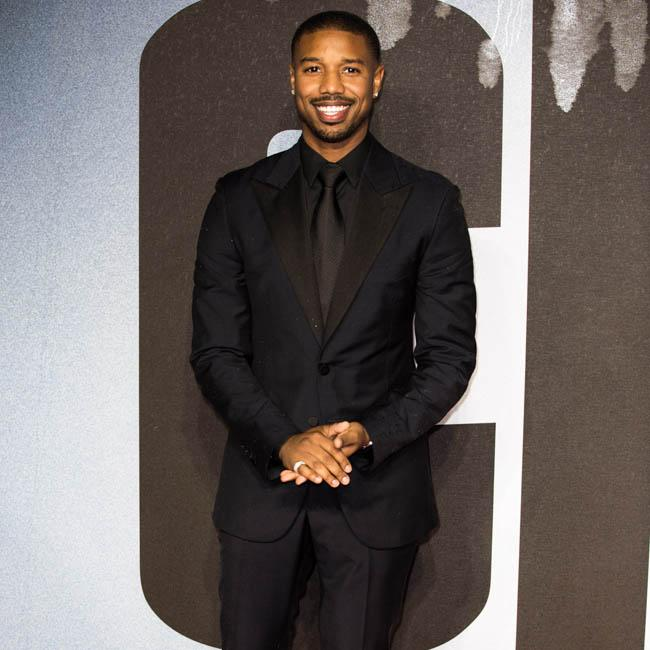 Michael B Jordan praised as producer
