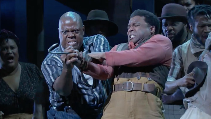 teaser image - MET Opera 2019-2020: Porgy and Bess Trailer