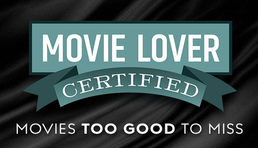 Movie Lover Certified