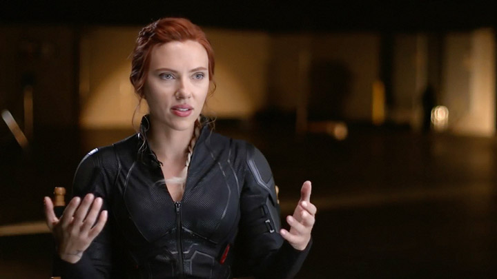 watch Marvel Studios' Black Widow Legacy Featurette
