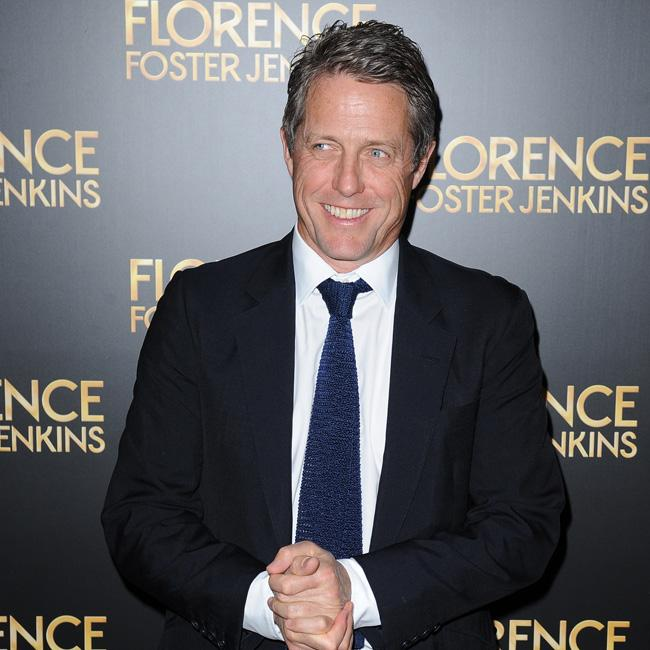 Hugh Grant filmed his Gentlemen scenes in just four days