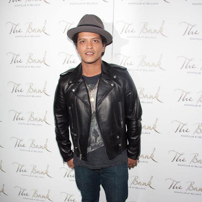 Bruno Mars to produce and star in Disney movie