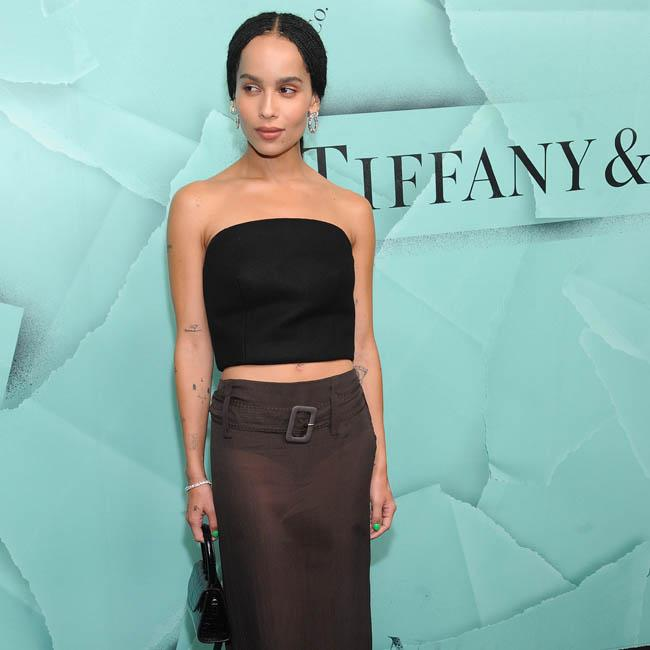 Zoe Kravitz: Robert Pattinson is perfect for Batman