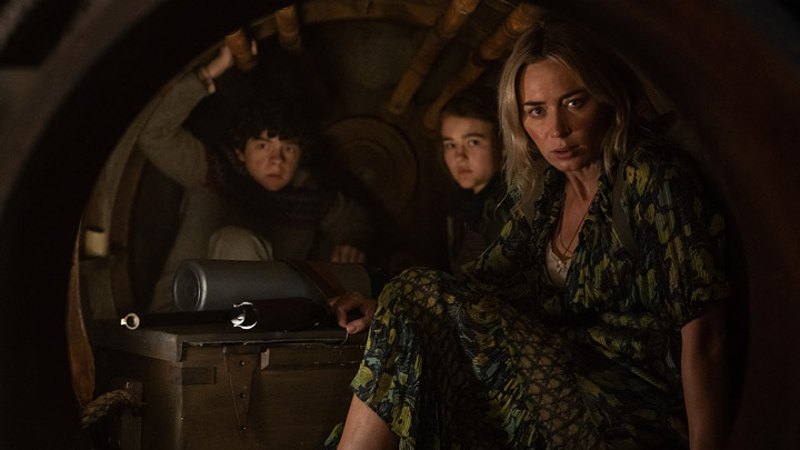 "watch A Quiet Place Part II ""Fight"" Spot"