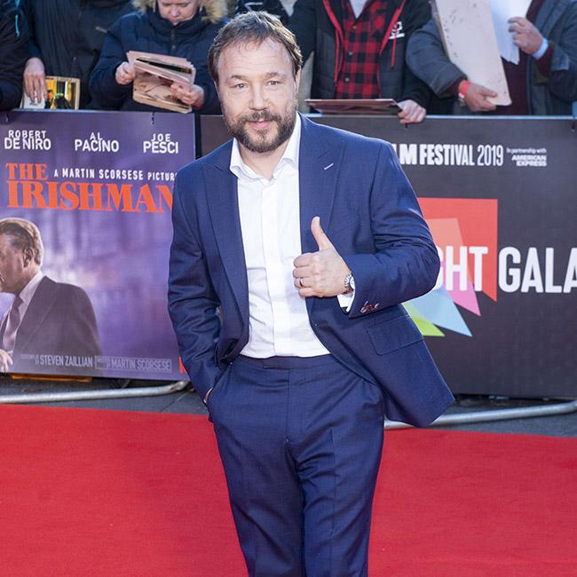 Stephen Graham was stunned by Brad Pitt praise
