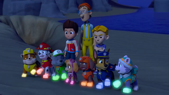 teaser image - Paw Patrol: Mighty Pups Trailer