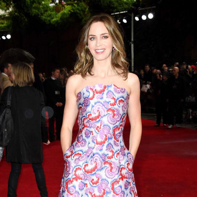 Emily Blunt hoping for Edge of Tomorrow sequel