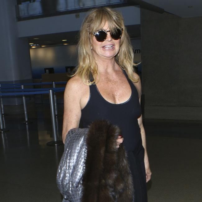 Goldie Hawn: 'Hollywood was sleazy'