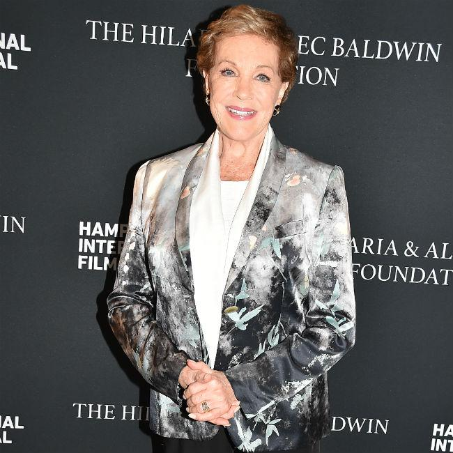 Julie Andrews embraced nanny roles