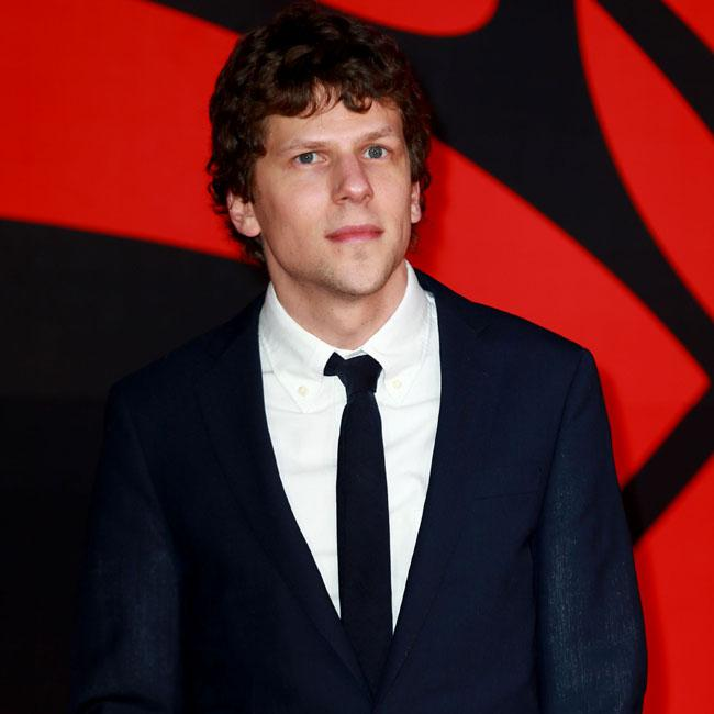 Resistance mime lessons were tough for Jesse Eisenberg