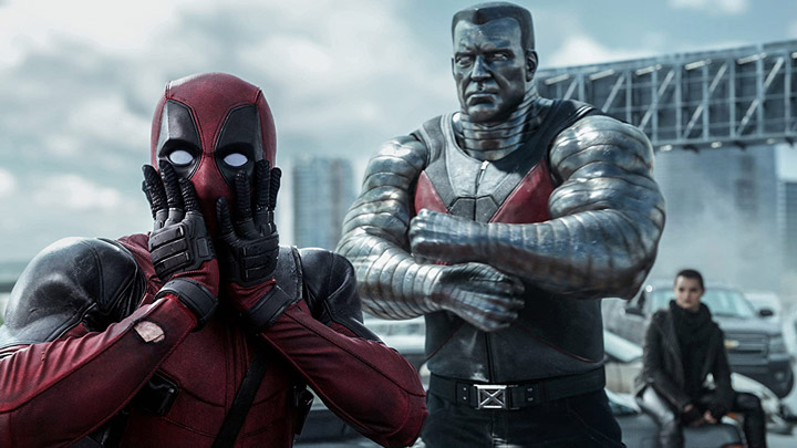teaser image - Deadpool Trailer