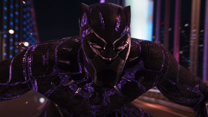 teaser image - Marvel Studios' Black Panther Trailer