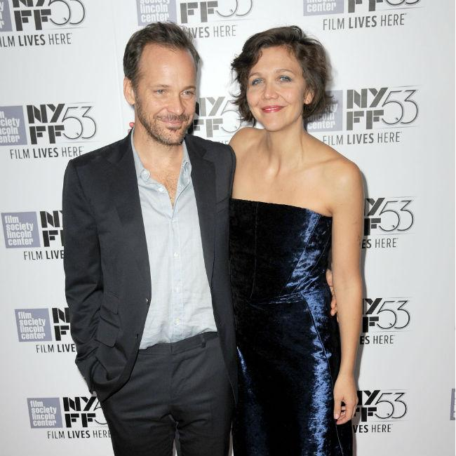 Peter Sarsgaard hates being away from his family