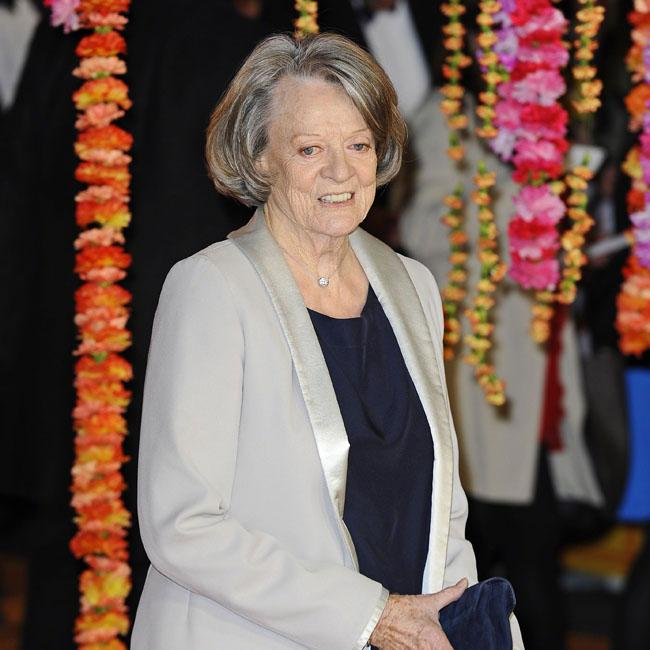 Coronavirus could see Dame Maggie Smith out of Downton Abbey sequel
