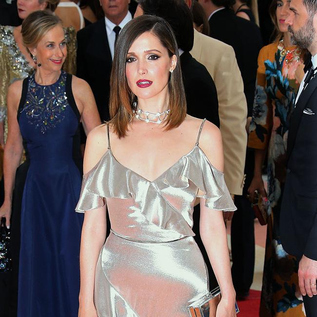 Rose Byrne felt 'terrified' licking Steve Carell's face