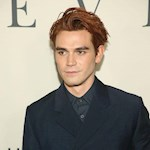 KJ Apa And Sofia Carson board Songbird