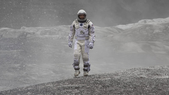 teaser image - Interstellar Trailer
