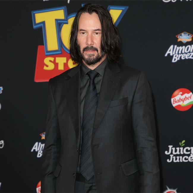 Keanu Reeves had 'no expectation' of third Bill and Ted film