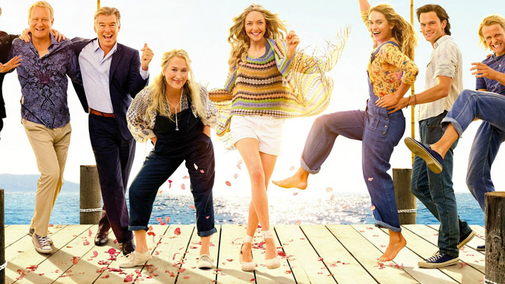 teaser image - Mamma Mia! Here We Go Again Trailer