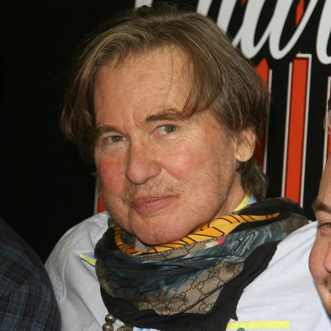 Val Kilmer wants to work until he's 150