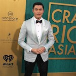 Henry Golding on James Bond rumours