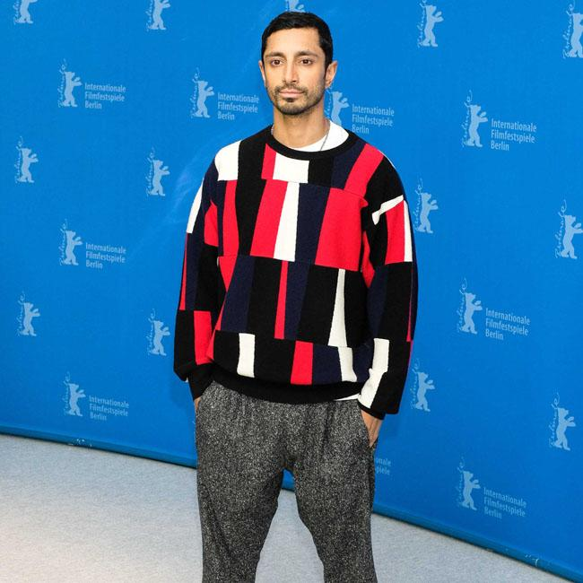Riz Ahmed was 'daunted' by Sound of Metal