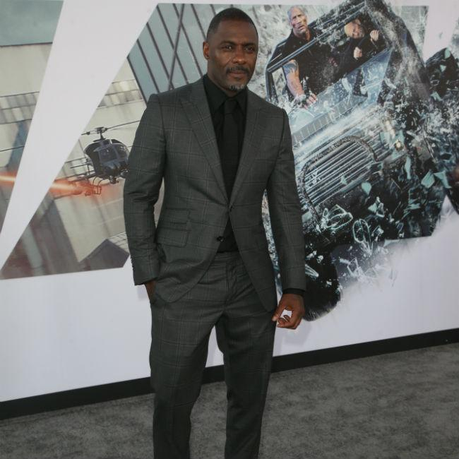 Idris Elba to star in new spy movie