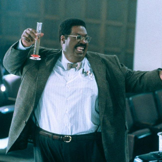 The Nutty Professor remake in the works