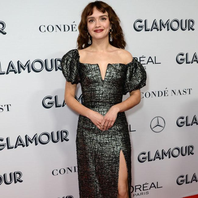 Male-dominated Pixie didn't bother Olivia Cooke
