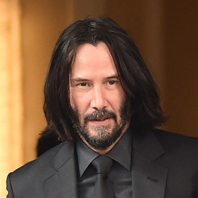 Keanu Reeves teases The Matrix 4 is a 'love story'