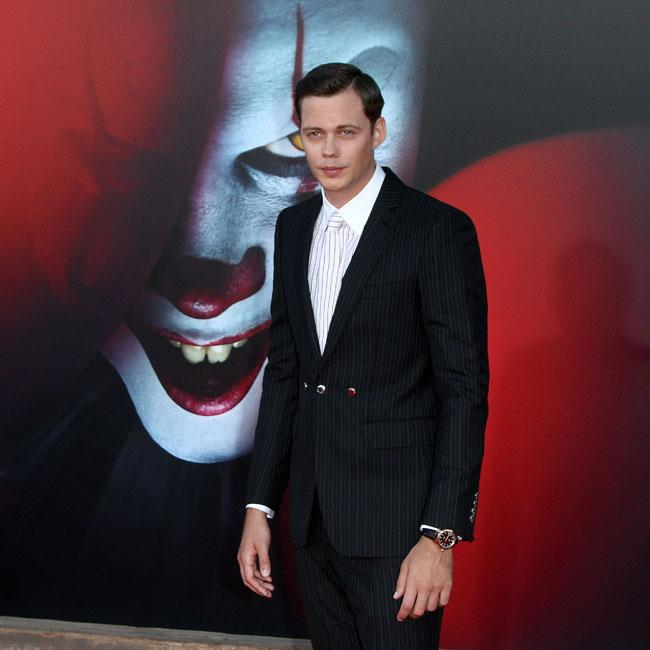 Bill Skarsgard enjoys playing 'complicated roles'