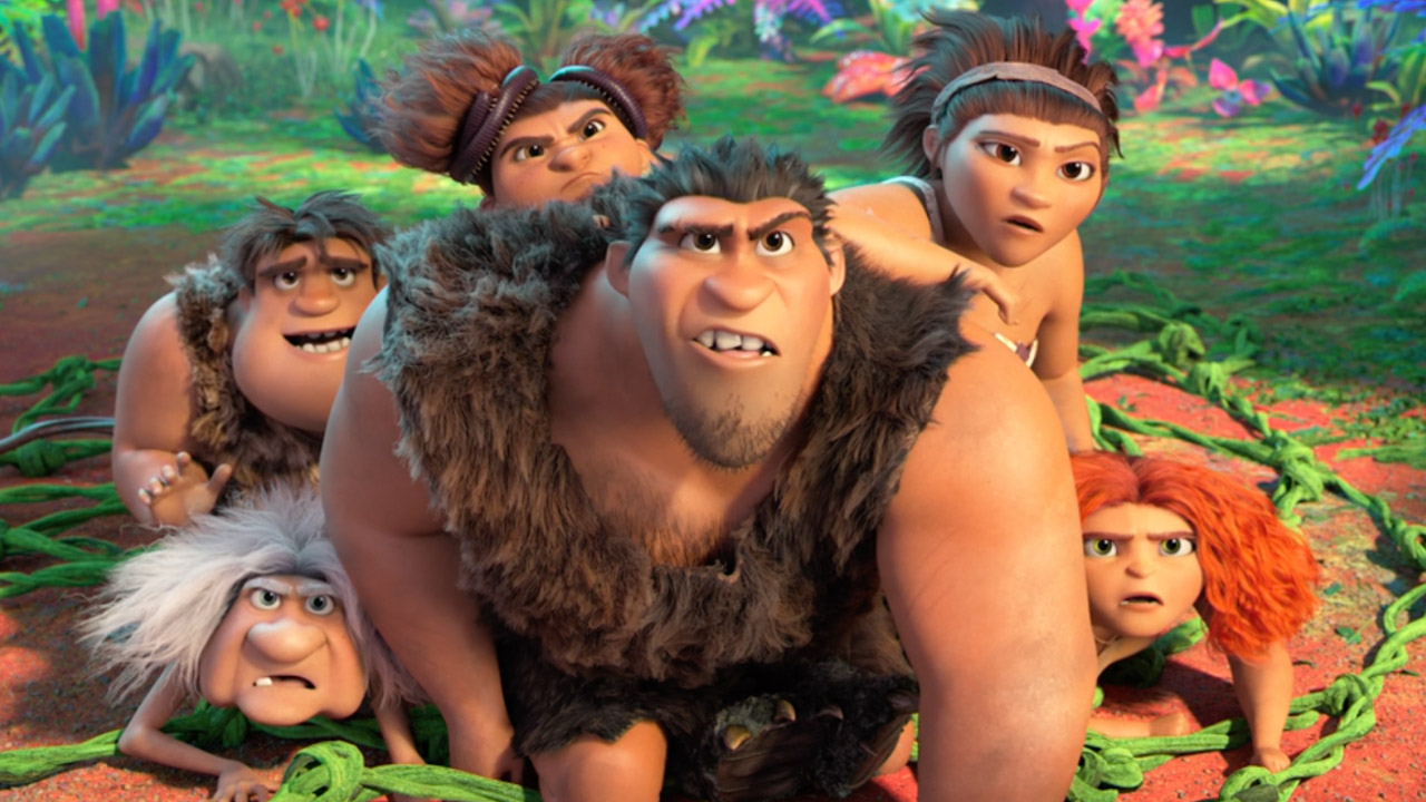teaser image - The Croods: A New Age Official Trailer
