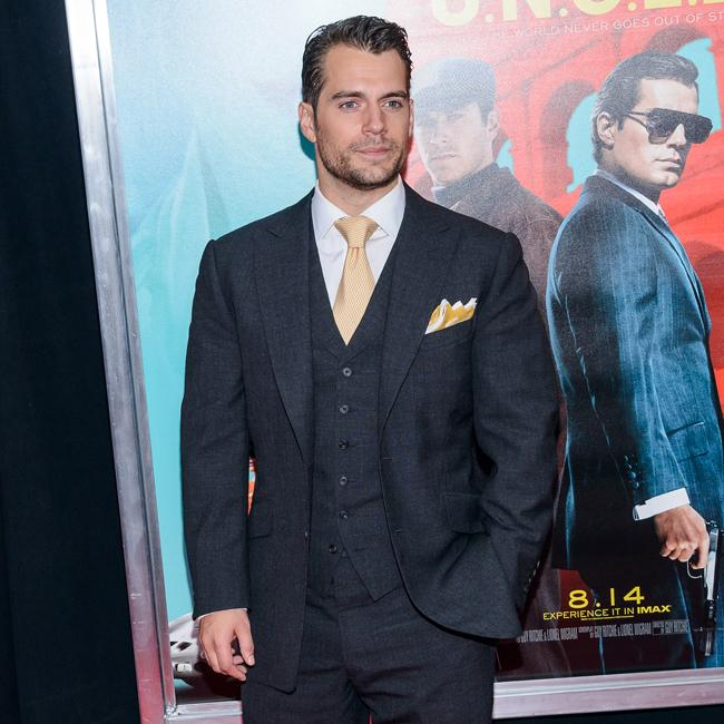 Henry Cavill would 'love' to become James Bond