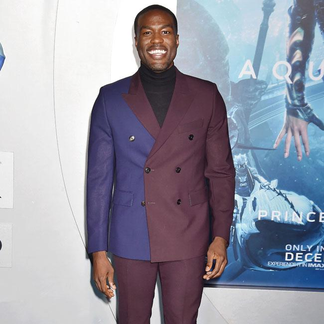Yahya Abdul-Mateen II: There is a 'silver lining' from COVID-19 for the film industry