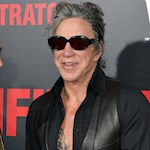 Mickey Rourke to star in Mammon