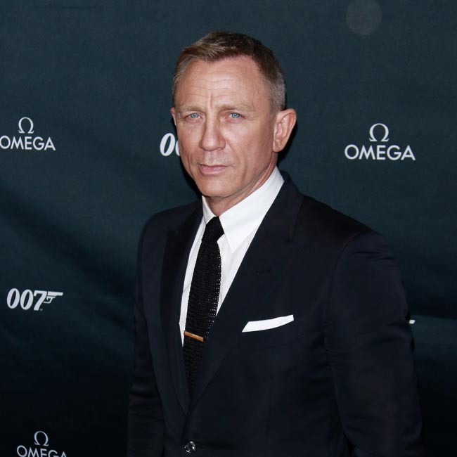 Daniel Craig's advice for the next James Bond: Don't f*** it up