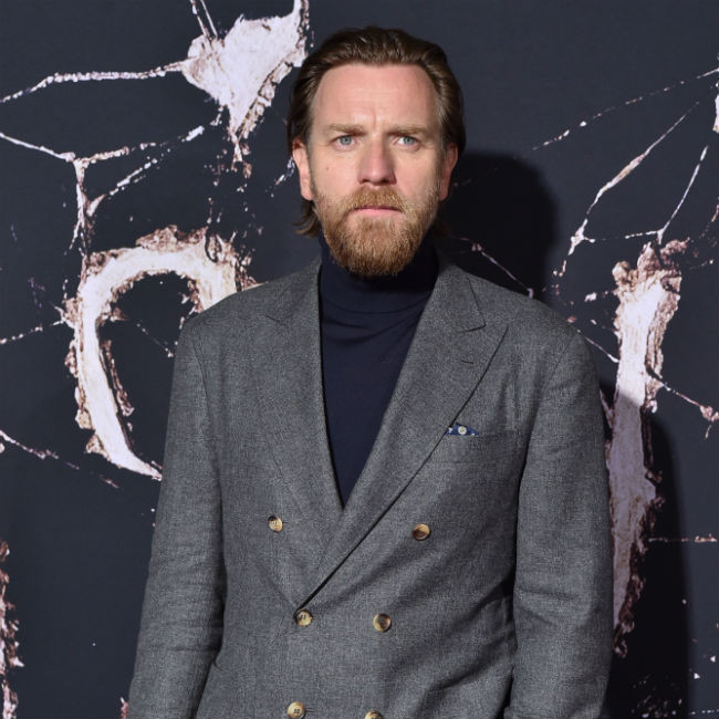 Ewan McGregor inspired by Sir Alec Guinness' Obi-Wan Kenobi