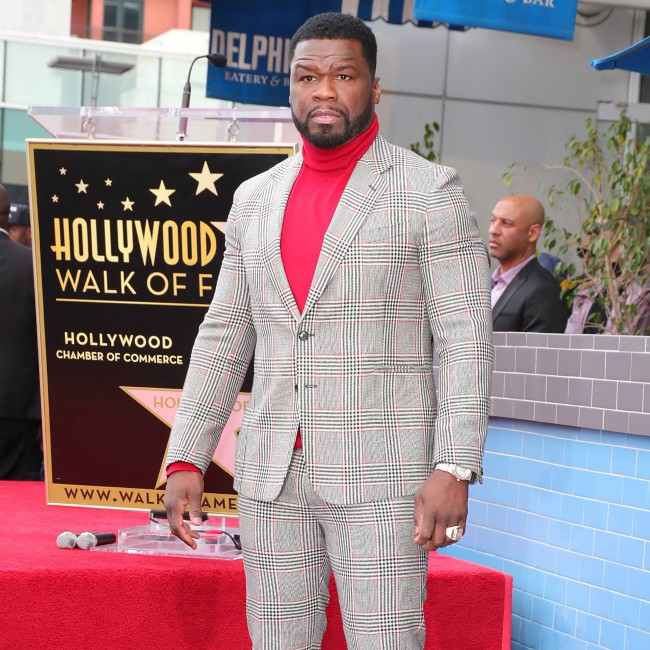 50 Cent signs horror movie deal