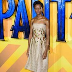 Letitia Wright will find Black Panther 'strange' without Chadwick Boseman